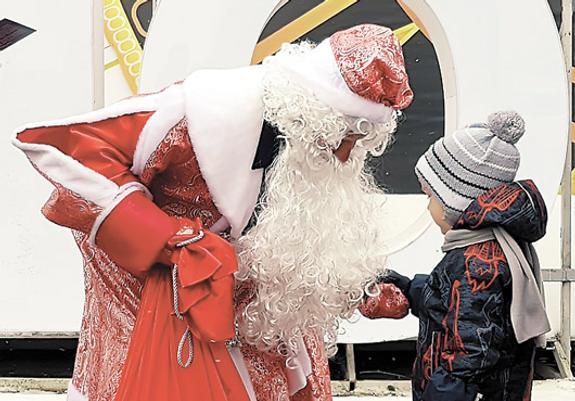 Каждый может стать Дедом Морозом