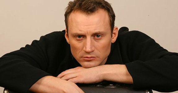 Актёр Анатолий Белый, как и Обломов, буддист