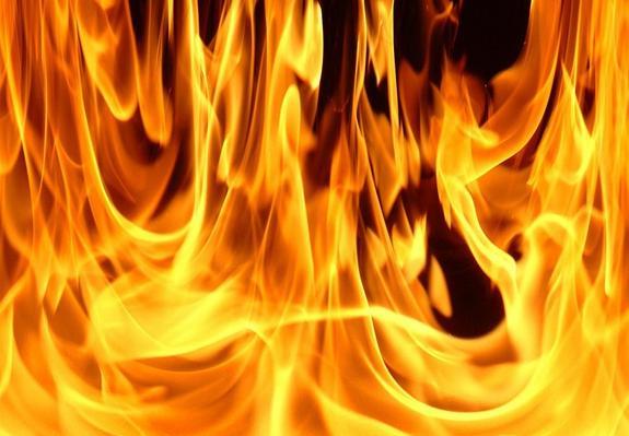 В Кемеровской области шесть человек погибли при пожаре