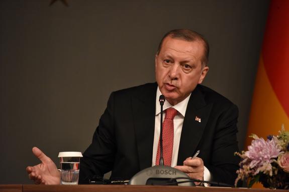 В Кремле рассказали о подготовке визита Эрдогана в Россию