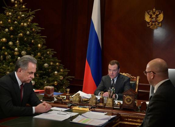 Дмитрий Медведев выделил 147 млн. рублей пострадавшим в Магнитогорске