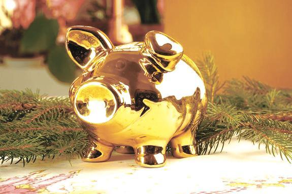 Китайцы надеются на золотую свинью