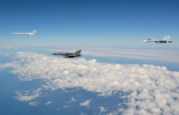 В РФ могут разрешить сбивать гражданские самолеты