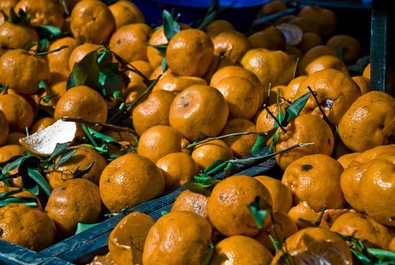 Роспотребнадзор опроверг сообщения о зараженных гриппом мандаринах