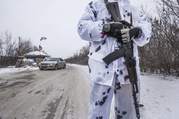 Воюющие против Донбасса силовики ВСУ атаковали друг друга в районе Мариуполя
