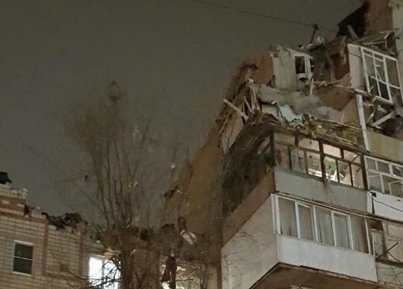 Житель дома в Шахтах, где прогремел взрыв, рассказал о случившемся