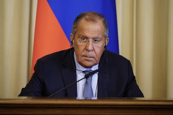 Лавров рассказал о разногласиях РФ и Японии по мирному договору