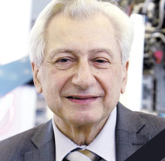 Памяти Генерального конструктора Александра Саркисова