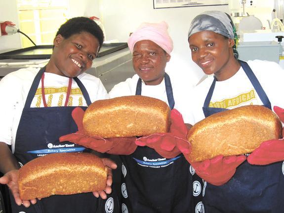 Чёрная Африка полюбила русский хлеб