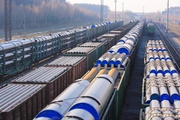 Вырос экспорт алюминия и газа