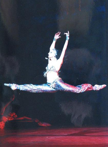 Что едят балерины, чтобы не набрать вес и  не поправиться