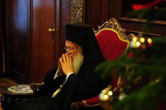 """Предстоятель """"новой церкви"""" Украины заявил, что не подчиняется Константинополю"""