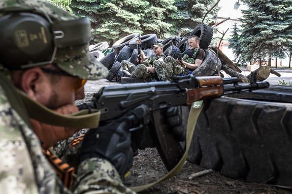 Герой ДНР обозначил единственный сценарий разрешения конфликта ополченцев и ВСУ
