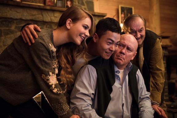 В Китае покажут кино о том, как стать русским