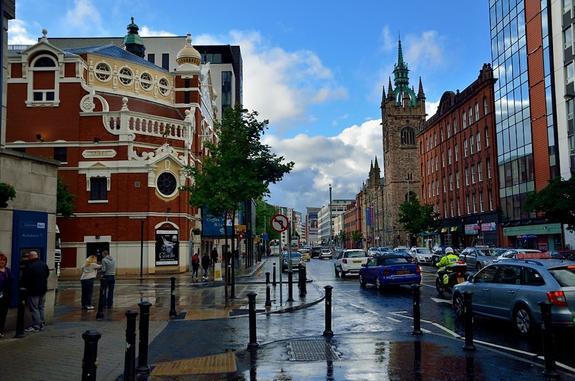 Великобритания теряет Северную Ирландию