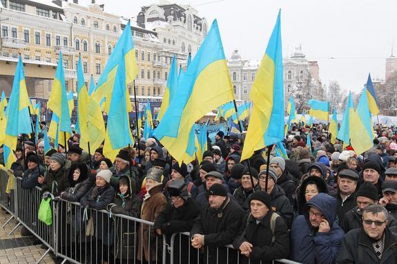 Озвучен прогноз об отделении от Киева по примеру Крыма еще шести городов Украины