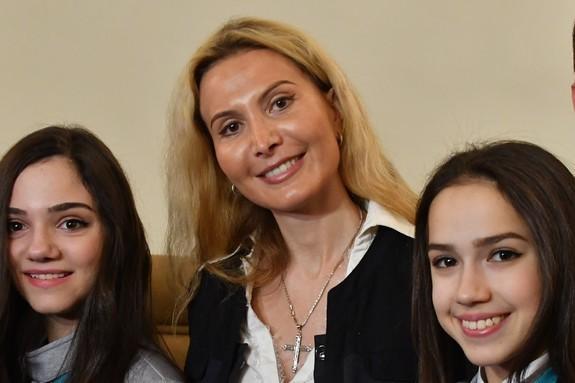 Татьяна Навка  предположила  причину ухода Жени Медведевой от Этери Тутберидзе