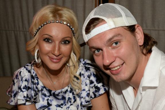 Лера Кудрявцева призналась, что ее дочка растет копией папы