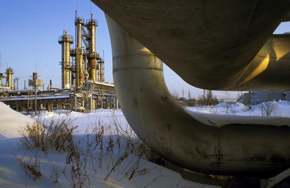 РФ готова согласиться на транзит газа через Украину лишь на своих условиях