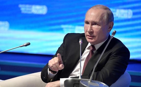 Путин обозначил ключевые  задачи  российских дипломатов