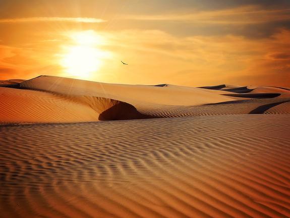 В Сахаре учёные нашли строения неизвестной цивилизации