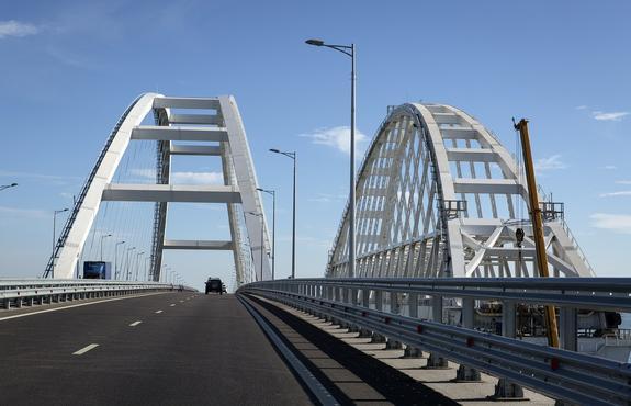 Украине предрекли катастрофические последствия из-за «обрушения» Крымского моста