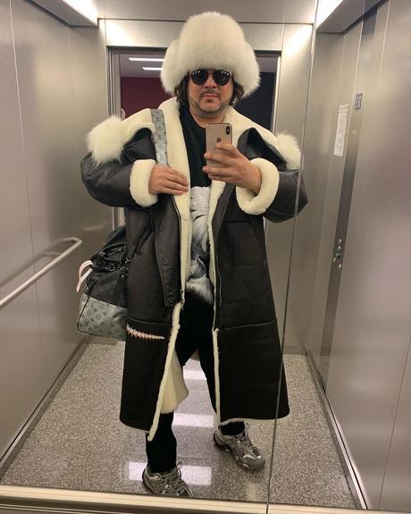 На Северный полюс собрался, Филипп Киркоров позабавил своим нарядом подписчиков
