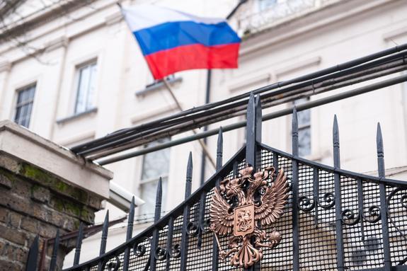 Посольство РФ в Лондоне оценило выступление министра обороны Британии