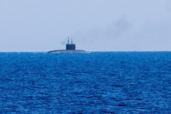 Оружие «Судного дня» испытают в море