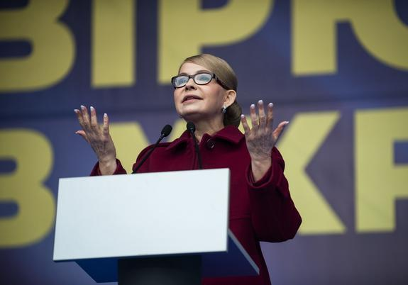 Раскрыто вероятное будущее воюющих с Украиной ДНР и ЛНР при президенте Тимошенко