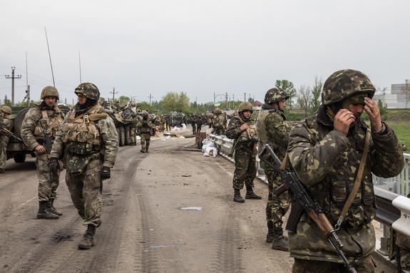 Появилось видео с места новой провокации армии Украины против непризнанной ДНР
