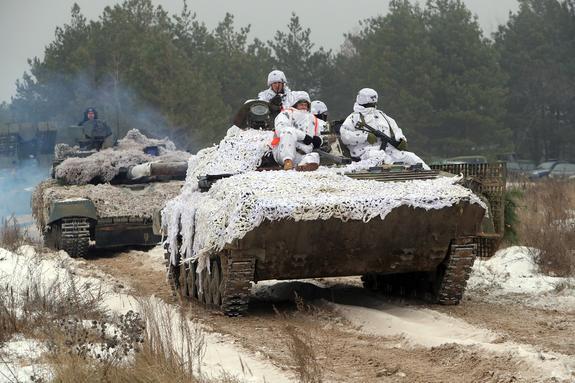 Политолог озвучил условие вмешательства России в гражданскую войну в Донбассе