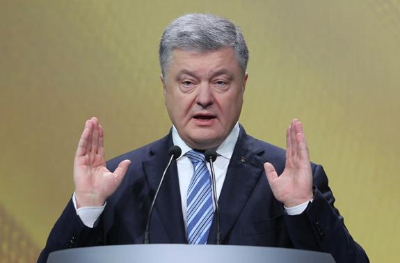 Власти США отменили все встречи с РФ, заявил Порошенко