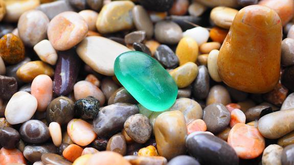 Мужчина из Южной Кореи заедал свой стресс… камнями!