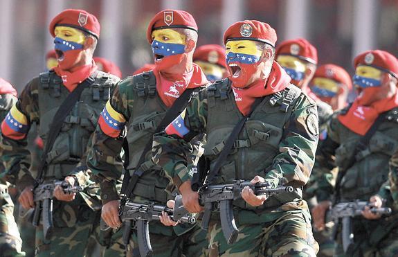 Американцы просчитались с Венесуэлой