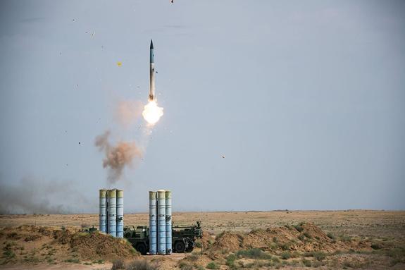 Израиль показал «убийцу» российских ЗРК С-300 и С-400