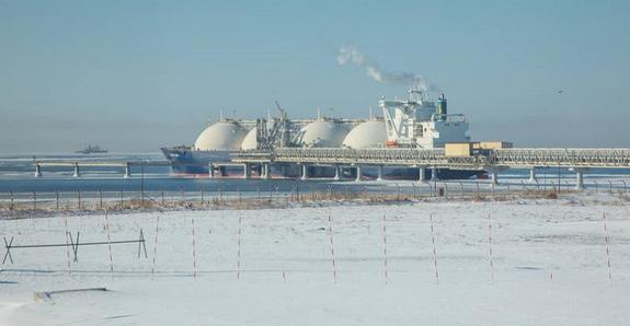 Областные власти оценили Сахалинский завод СПГ