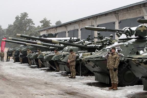 В Донецке раскрыли происхождение танков сражающихся с Киевом защитников Донбасса