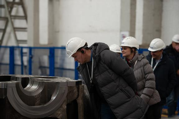 Московские гости увидели лучшие предприятия группы КОНАР