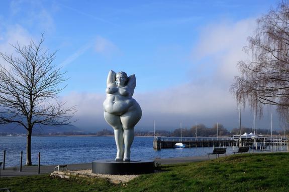 Учёные рассказали о пользе лишнего веса