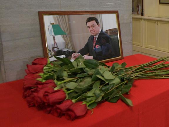 В память об Иосифе Кобзоне в Москве установят мемориальную доску