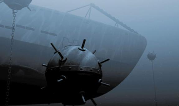 ВМФ России примет на вооружение самообучаемые минные поля