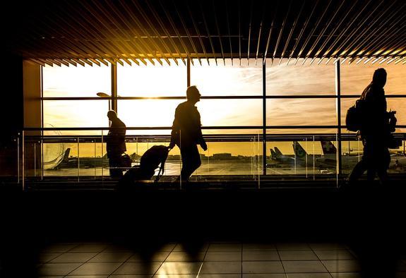 В московских аэропортах задержаны и отменены несколько рейсов