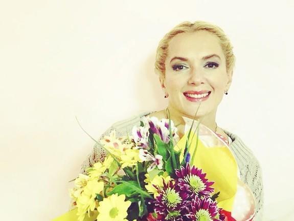 Кто подарил цветы Марии Порошиной на 8 марта