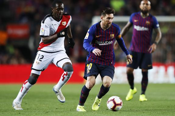 Месси попросил судью не назначать пенальти в ворота соперника «Барселоны»