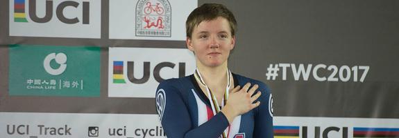 Трехкратная чемпионка мира по велоспорту и призер Олимпиады погибла в возрасте 23 лет