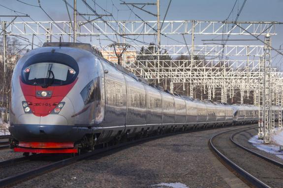 Высокоскоростную магистраль от Москвы до Нижнего Новгорода могут построить за 621,5 млн руб