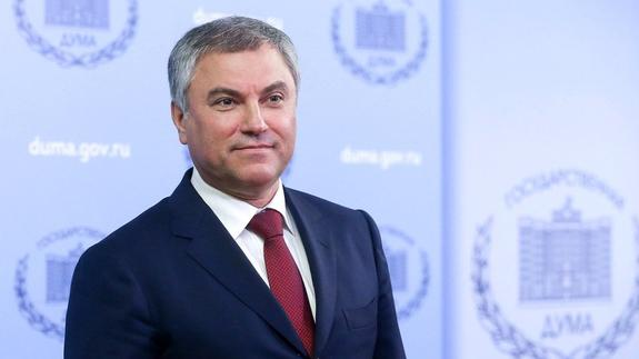 Володин предложил потребовать с Киева компенсацию за Крым