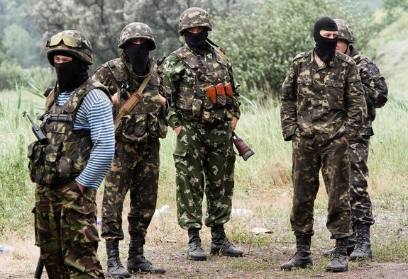 Стал известен сделавший первый шаг в гражданской войне в Донбассе десантник ВСУ