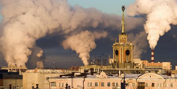 Свердловская область оказалось на последнем месте в экологическом рейтинге